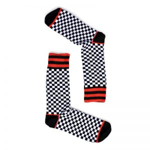 мъжки чорапи - square