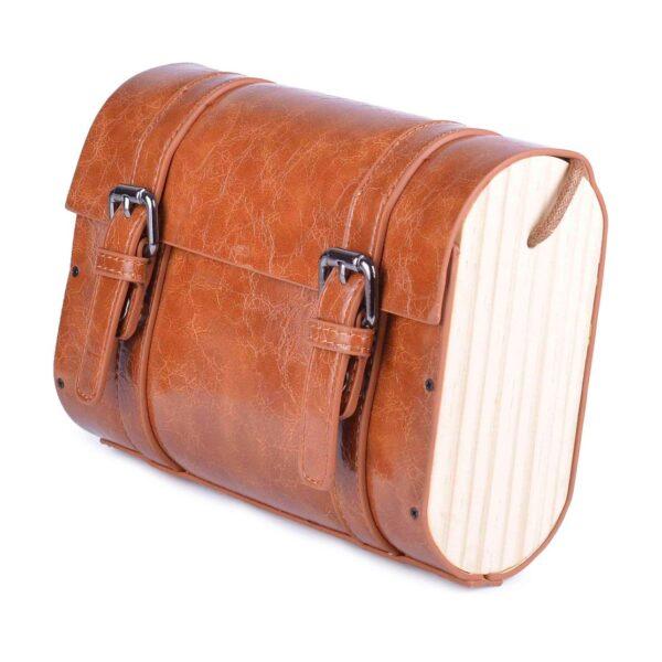 дамска чанта wood