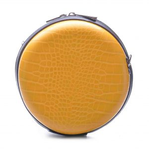 кръгла дамска чанта OVL