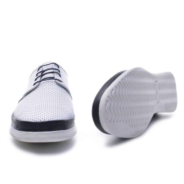 mujki obuvki estestvena koja