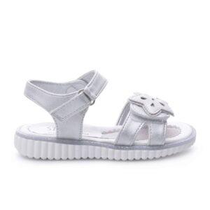 detski sandali momiche STAR white