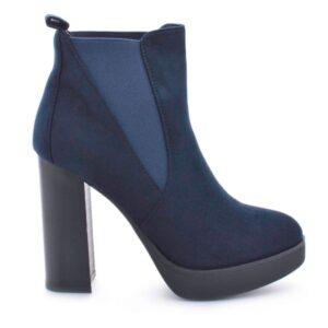 damska elegantna bota na tok 2139